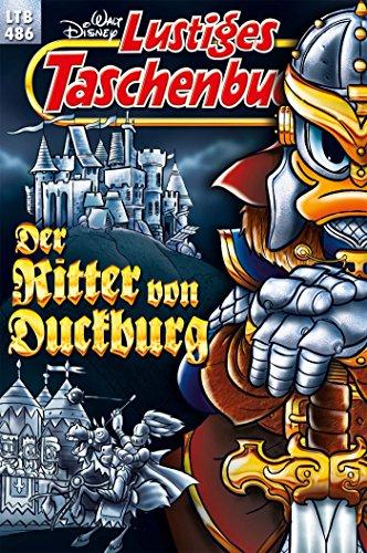 Lustiges Taschenbuch Nr. 486: Der Ritter von Duckburg (Halloween Disney Donald Cartoons Duck)