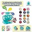Bandai - Badge it: kit creativo, color amarillo (33301)