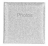 Grupo Erik Album Photo - 200 Pochettes 10x15cm - Glitter Silver
