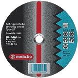 Metabo - Disco desbaste a30-o diámetro 180x6 embutido (10u)