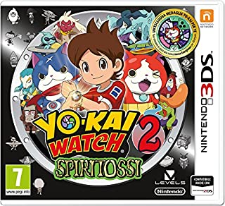 Yo-Kai Watch 2: Spiritossi + Medaglia - Special Limited - Nintendo 3DS (B01N0ZJ58G) | Amazon price tracker / tracking, Amazon price history charts, Amazon price watches, Amazon price drop alerts