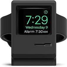 elago W3 Apple Watch Ladestation Ständer, Schwarz