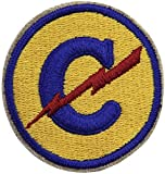 United States Army Military Constabulary Force Patch Full Color