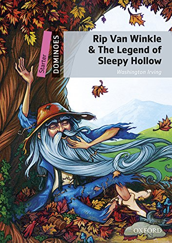 Dominoes Starter. Rip Van Winkle & The Legend of the Sleepy Hollow MP3 Pack