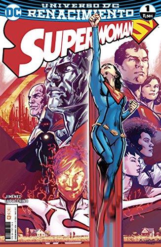 Superwoman 1 (renacimiento) por Phil Jimenez