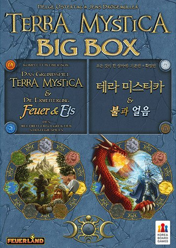 Preisvergleich Produktbild Terra Mystica - Big Box