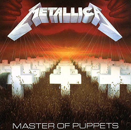Metallica: Master of Puppets (Audio CD)