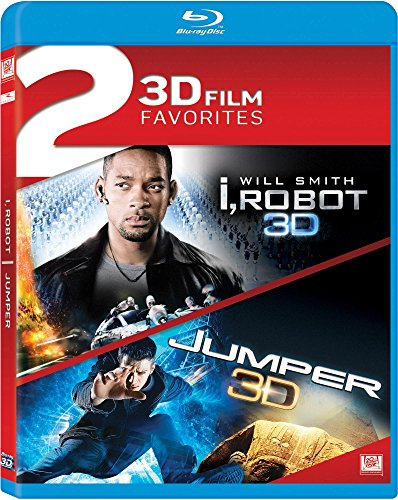 I Robot / Jumper Double Feature [Blu-ray]
