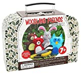 Best ALEX Toys Friends Gifts Kids - Woodland Animals Kids Arts & Crafts Project Kit Review