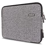 Inateck Hülle 13 Zoll Grau Schutzhülle für Laptops 13,3 Laptop Tasche Business 13 Zoll Apple Macbook Pro Retina und Macbook Air Chromebook Dell XPS 13 Lenovo Yoga Laptop Sleeve