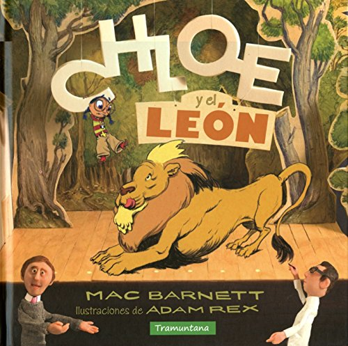 Portada del libro CHLOE y el LEÓN