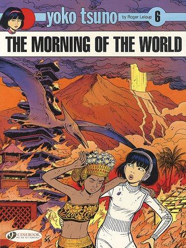 Yoko tsuno - tome 6 the morning of the world - 06 por Roger Leloup