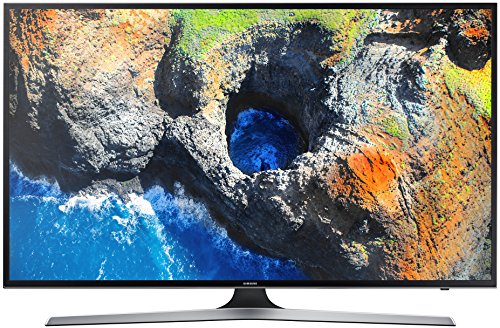 Samsung MU6179 138 cm (55 Zoll) Fernseher (Ultra HD, HDR, Triple Tuner, Smart TV) (55in Tv Led Samsung)