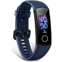HONOR Band 5 Fitness Armband mit Pulsmesser, Wasserdicht IP68 Pulsuhren Fitness Tracker Aktivitätstracker Schrittzähler…