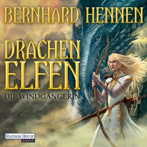 Buchseite und Rezensionen zu 'Die Windgängerin (Drachenelfen 2)' von Bernhard Hennen