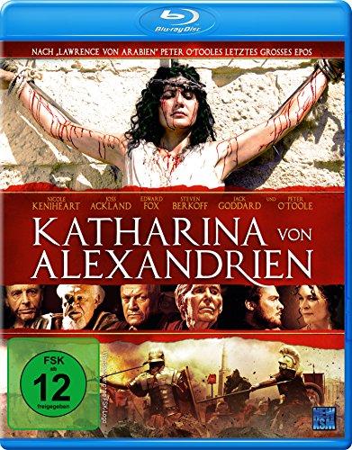 Katharina von Alexandrien [Blu-ray]