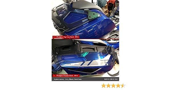 Isotta Portapacchi fumo per top case BMW K 1600 GT// GTL top case BMW R 1200 RT