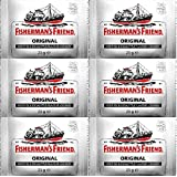 Fishermans Friend Original Extra Strong Lozenges 25g x 12 Packs by Fishermans Friend