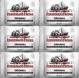 Fishermans Friend Original Extra Strong Lozenges 25g x 12 Packs
