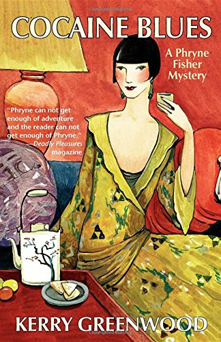 Cocaine Blues (Phryne Fisher Mysteries (Paperback))