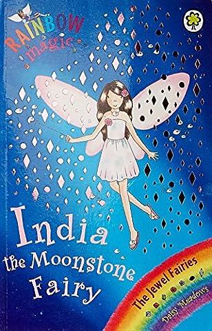 India the Moonstone Fairy: The Jewel Fairies Book 1 (Rainbow Magic)