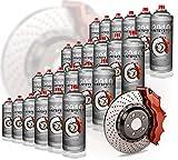 Pulitore Detergente per freni-Adattatore-Brake Cleaner 24X 400ML SPRAY