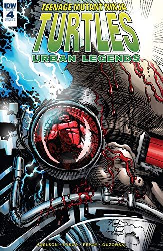 Teenage Mutant Ninja Turtles: Urban Legends #4 (English ...