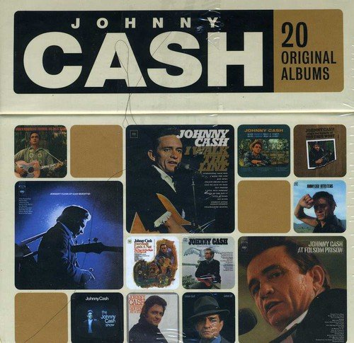 Johnny Cash: The Perfect Johnny Cash Collection (Audio CD)