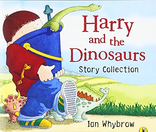 Harry and the Bucketful of Dinosaurs Story Collection (Harry and the Dinosaurs)