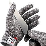 NoCry Schnittfeste Handschuhe – Leistungsfähiger Level
