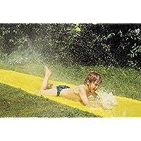 BUSDUGA 2742 - XXL Wasserrutsche Water Slide 6,10m , aus zahllosen Düsen Spritzen Wasserstrahlen