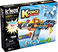 K'NEX 33941 - K-Force - Flashfire Motorized Blaster - 288 Pieces - 8+ - Bau- und Konstruktionsspielzeug