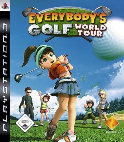Everybody's Golf - World Tour