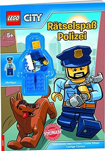 Preisvergleich Produktbild LEGO® CITYTM Rätselspaß Polizei