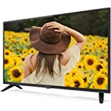 STRONG SRT32HC2003 HD TV LED, écran 80cm, 32 Pouces, Triple Tuners (DVB-T2 HEVC 265/C/S2), 60 Hz, HDMI x2, USB multimédia, CI