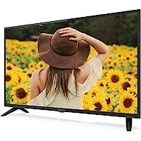 STRONG SRT32HC2003 HD TV LED, écran 80cm, 32 Pouces, Triple Tuners (DVB-T2 HEVC 265/C/S2), 60 Hz, HDMI x2, USB…