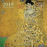 "'Calendrier de mur 2019""Gustav Klimt–30x 30cm (GM004)"