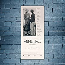 Poster Cinema Locandina Originale Io E Annie - Woody Allen - 33x70 CM