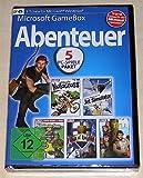 Produkt-Bild: Microsoft GameBox 5 Abenteuer auf DVD-ROM