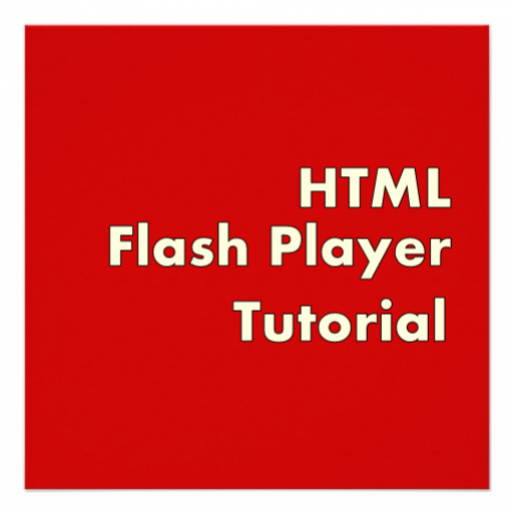 HTML Flash Player Tutorial (Flash-player Download)