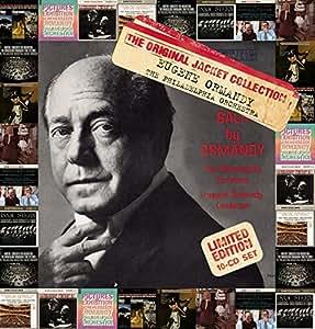 The Original Jacket Collection: Eugene Ormandy (coffret 10 CD)
