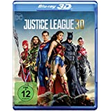 Justice League 3D-Blu-ray