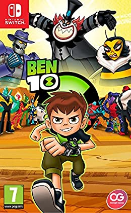 Ben 10 - Switch - Nintendo Switch [Importación ...