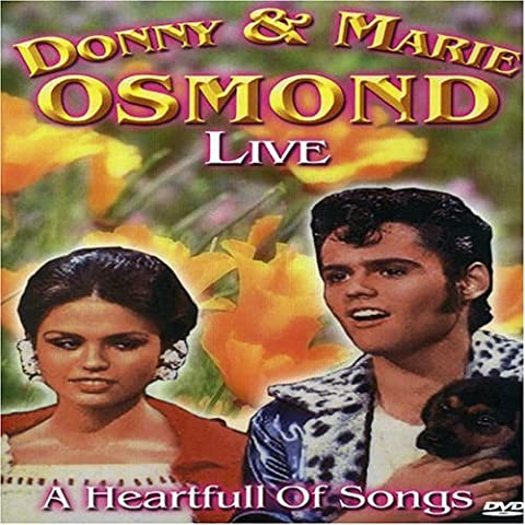 Donny and Marie Osmond - Live a Heartful of Song [DVD]
