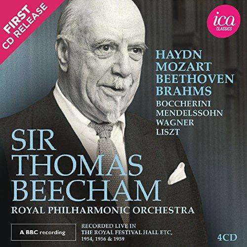 Sir Thomas Beecham Live [Import allemand]