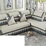 sencillo y moderno sofá cojines/El four seasons deslizan General fresca sala de estar sofá cojines/Fundas de asiento de tela-T 70x150cm(28x59inch)