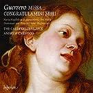 Missa Congratulamini Mihi/Ave Maria/Dum Esset Rex