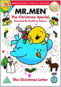 Mr Men Christmas Special - The Christmas Letter [DVD]