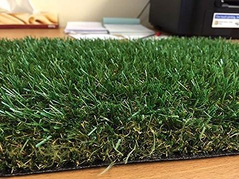 Luxury 30mm Pile Height Artificial Grass | 13ft 1
