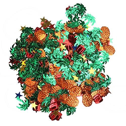 Tinksky-Colorido-hawaiano-Tropical-Pineapple-Cocnut-Tree-Pimiento-Verde-Confetti-Glitter-Party-Favor-Decoracin-de-mesa-Luau-Hawaii-Decoracin-de-fiesta-15g-color-mezclado
